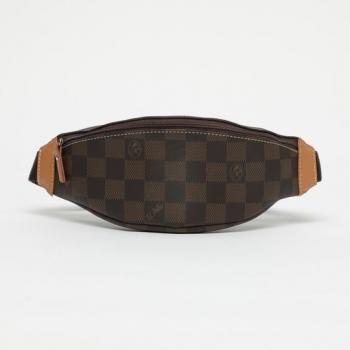 Riñonera chess marrón-El Potro