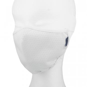 Mascarilla homologada unisex adulto lavable en blanca-El Potro