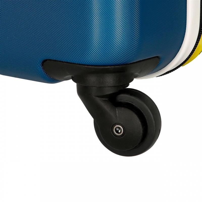Maleta grande EL POTRO Batran rígida 79cm azul marino